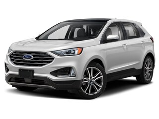New 2020 Ford Edge Titanium SUV For Sale in Mount Carmel