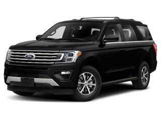 New 2020 Ford Expedition XLT SUV in Shelby, OH