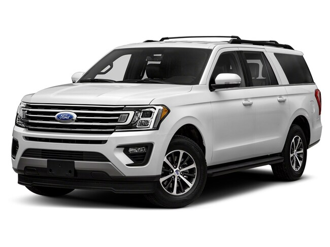 New 2020 Ford Expedition Max King Ranch SUV in Charlottesville, VA
