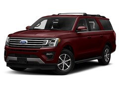 New 2020 Ford Expedition Max Platinum SUV near Marion OH