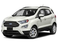 Used 2020 Ford EcoSport SE SUV for sale in Seminole, OK