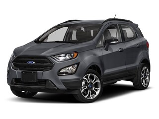 New 2020 Ford EcoSport SES SES 4WD in Broomfield, CO