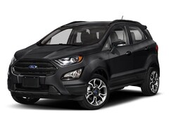 New 2020 Ford EcoSport SES SUV JF20034 in Jamestown, NY