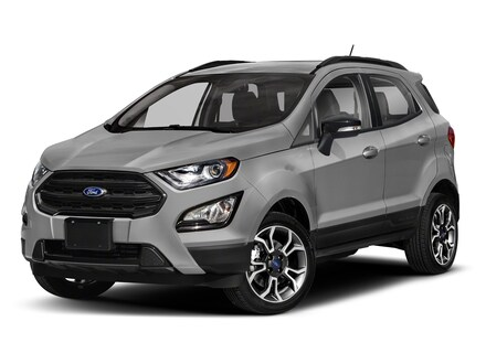 Featured New 2020 Ford EcoSport SES Crossover for Sale in Bountiful, UT