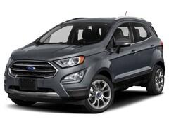 2020 Ford EcoSport Titanium 4x4 Sport Utility AWD Titanium  Crossover