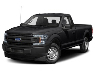 New Ford cars, trucks, and SUVs 2020 Ford F-150 XL Truck Regular Cab for sale near you in Westborough, MA