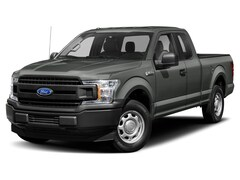 2020 Ford F-150 4X4 Supercab Truck