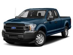 2020 Ford F-150 4WD Supercab BOX Truck SuperCab Styleside