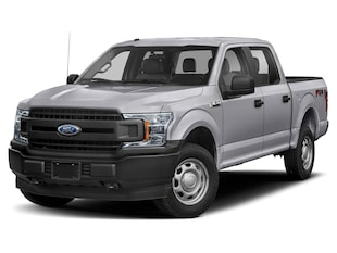2020 Ford F-150 Base Truck SuperCrew Cab