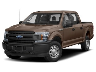 2020 Ford F-150 Base Truck SuperCrew Cab