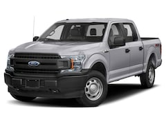2020 Ford F-150 Lariat 4WD Supercrew 5.5 Box Truck SuperCrew Cab