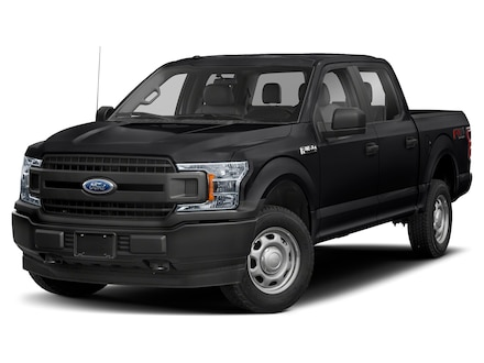 2020 Ford F-150 Lariat Crew Cab Short Bed Truck