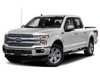 New 2020 Ford F-150 LARIAT Crew Cab Pickup in Susanville, near Reno NV