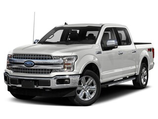 New 2020 Ford F-150 Lariat Truck SuperCrew Cab For Sale in Mount Carmel
