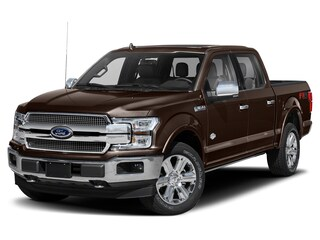 2020 Ford F-150 King Ranch Crew Cab Shortbox