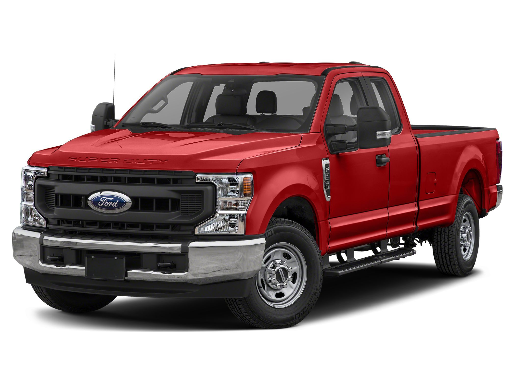 2020 Ford F-250 Four-Wheel Drive with Locking Differential