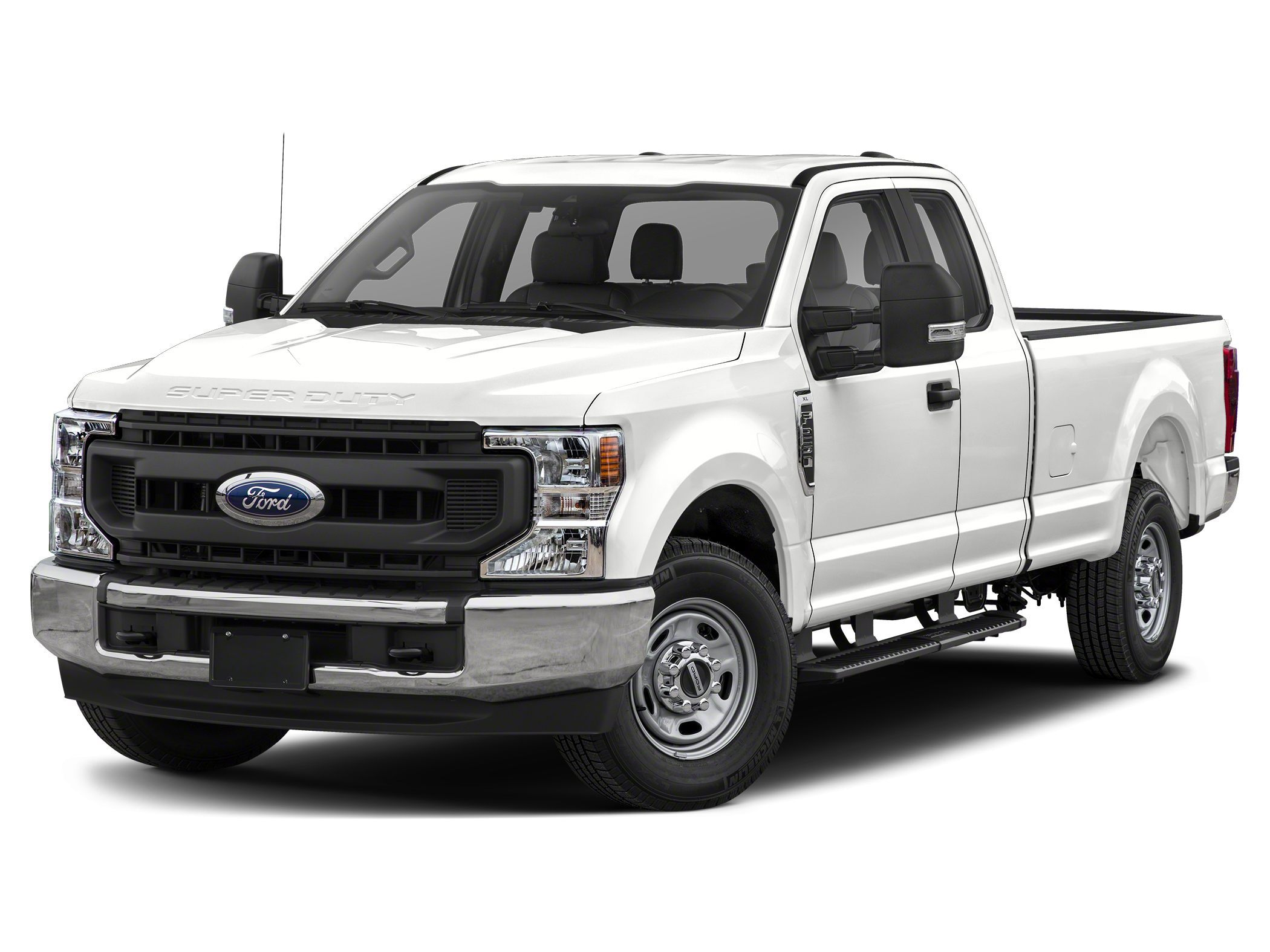 2020 Ford F-250 4WD SuperCab 6.75 Box
