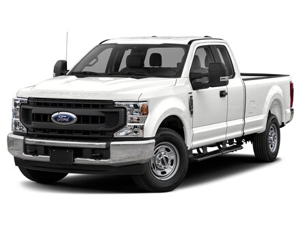 2020 Ford Super Duty F-350 SRW Extended Cab Pickup