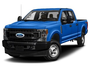 2020 Ford Super Duty F-350 SRW Crew Cab Pickup