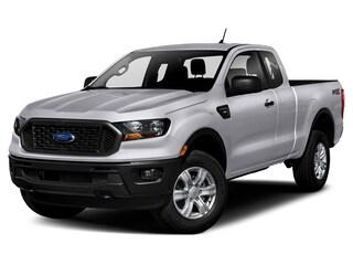 2020 Ford Ranger XL XL 2WD SuperCab 6 Box