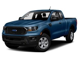2020 Ford Ranger LARIAT SUPERCAB
