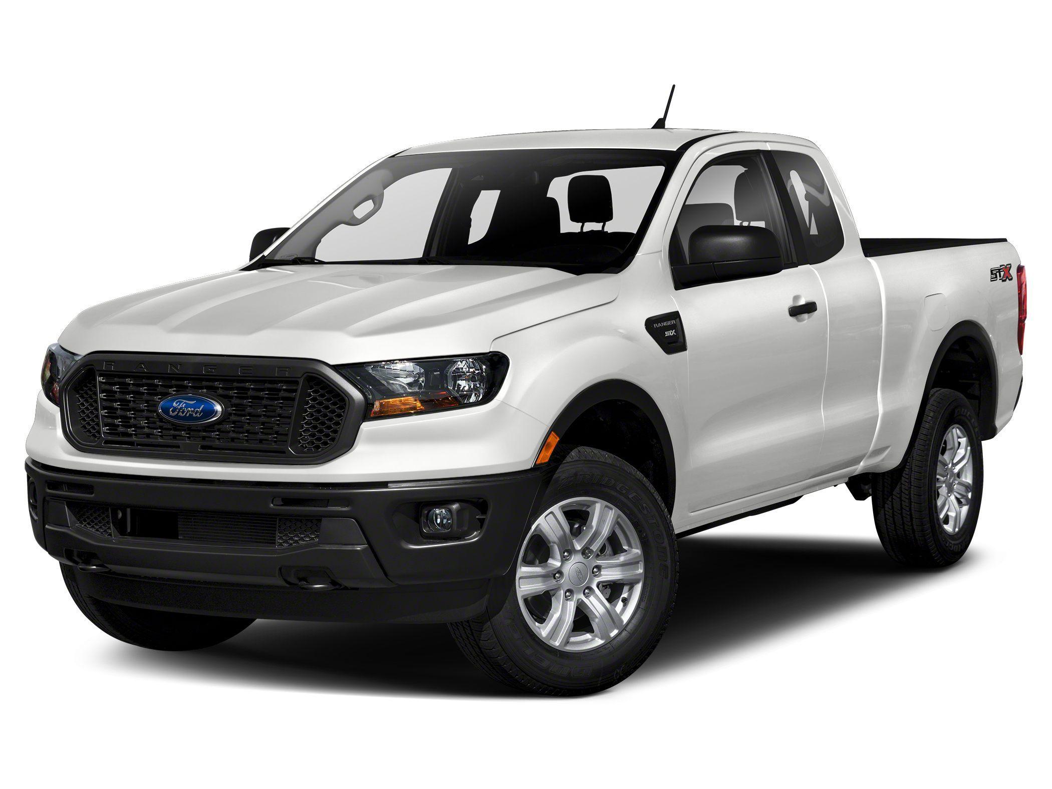 2020 Ford Ranger 4x2 XL SuperCab 6.1 ft. SB Pickup