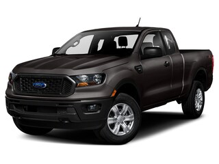 New 2020 Ford Ranger LARIAT Extended Cab Pickup in Susanville, near Reno NV