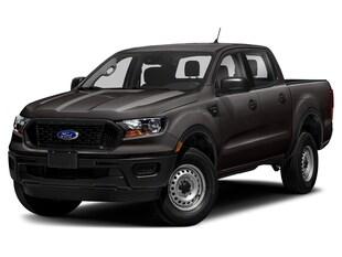 2020 Ford Ranger Base Truck SuperCrew