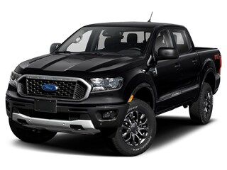 2020 Ford Ranger XLT 4WD Supercrew 5 Box Crew Cab Pickup