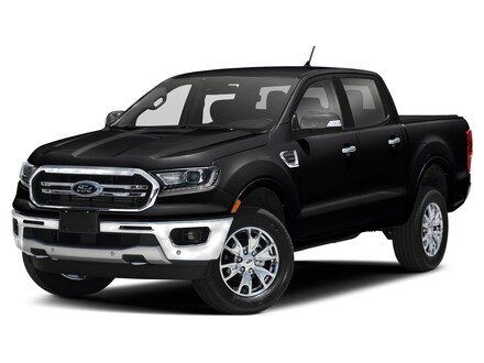 Featured used 2020 Ford Ranger Lariat Crew Cab Truck for sale in Fredonia, NY