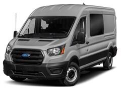 New 2020 Ford Transit-350 Crew Base Cargo Van Ferndale MI