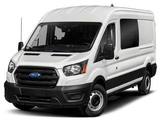 2020 Ford Transit-350 Crew Base Cargo Van
