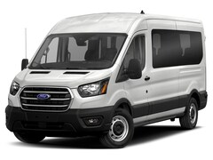 New 2020 Ford Transit-350 Passenger Wagon Medium Roof Van FLU00222 in Newtown, PA