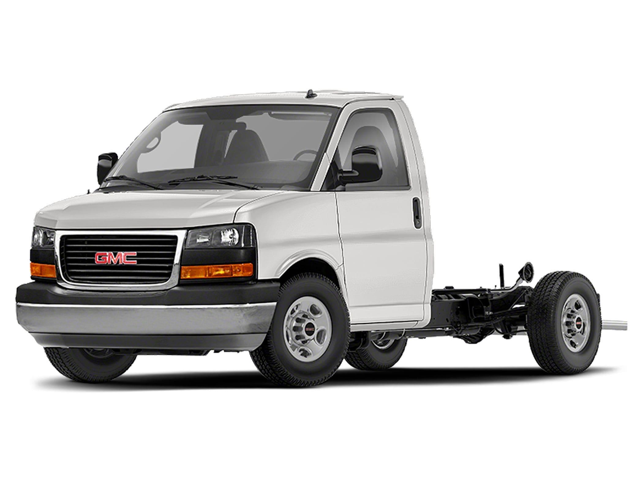 2020 GMC Savana Cutaway Truck