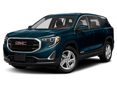 New 2020 GMC Terrain SLE SUV LC5814 for Sale in Conroe, TX, at Wiesner Buick GMC