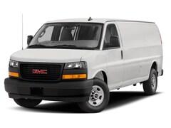 2020 GMC Savana 3500 Work Van Van Extended Cargo Van