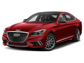 2020 Genesis G80 3.3T Sport AWD Sedan For Sale in Stamford