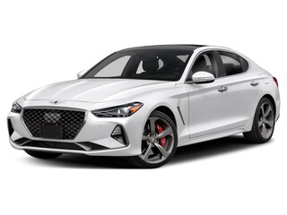 2020 Genesis G70 3.3T Sedan