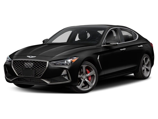 New 2020 Genesis G70 2.0T Elite AWD Sedan Irvine