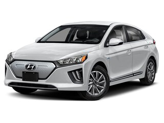 New 2020 Hyundai Ioniq EV Limited Hatchback in Torrington CT