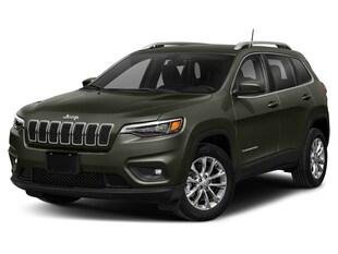 2020 Jeep Cherokee NORTH EDITION 4X4 Sport Utility
