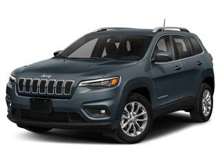 Used 2020 Jeep Cherokee Latitude Plus SUV for sale in Grandville