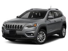 Used 2020 Jeep Cherokee Latitude Plus SUV for Sale in Traverse City, MI