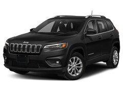New 2020 Jeep Cherokee LATITUDE LUX 4X4 Sport Utility For Sale in Clinton Township, MI
