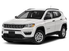 2020 Jeep Compass Latitude SUV
