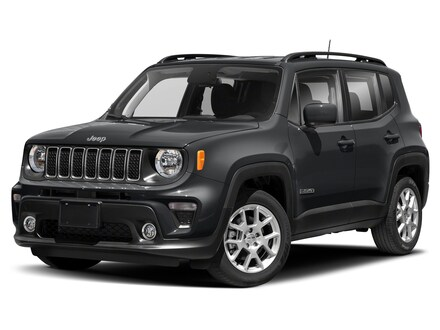 2020 Jeep Renegade Latitude FWD SUV