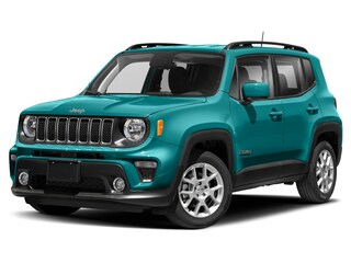 New 2020 Jeep Renegade LATITUDE FWD Sport Utility For Sale Effingham IL
