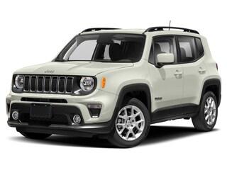New 2020 Jeep Renegade Latitude FWD SUV