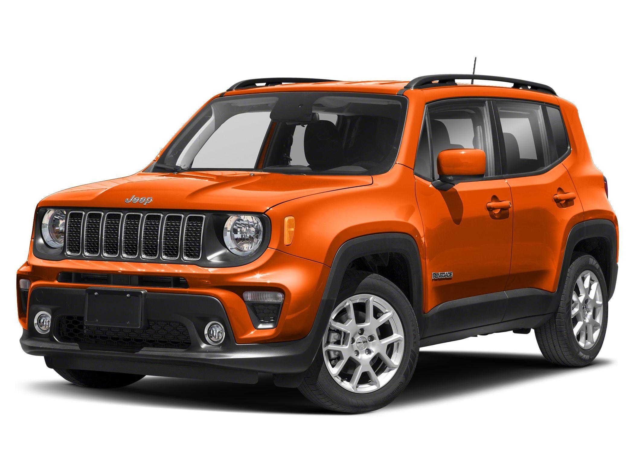 2020 Jeep Renegade SUV