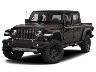 New 2020 Jeep Gladiator Mojave Truck Crew Cab